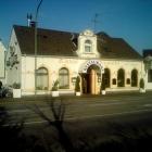 Foto zu Restaurant im Hotel Haus Bovert: Bovert Eingang.