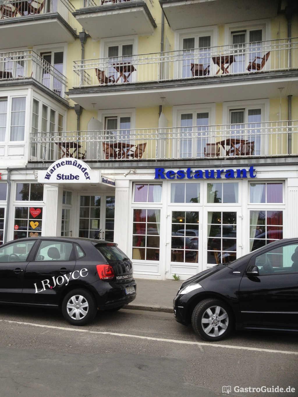 Hotel Bellevue Warnemunde Restaurant