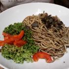 Foto zu Maronis: Spaghetti Kürbiskern-Pesto