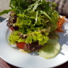 Salat zum Schweinebraten