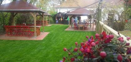 Fotoalbum: Garten