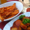 Currywurst, modern interpretiert