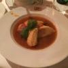 Die Bouillabaisse im Teller