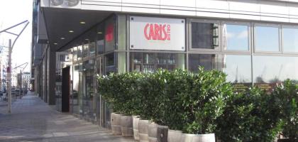 Bild von Carls · An der Elbphilharmonie