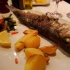 Foto zu La Cosa: Wolfsbarsch vom Grill