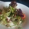 Kleiner knackiger Frühlingssalat