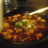 Tofu und Hackfleisch