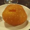 Süßkartoffel-Reiskuchen