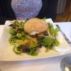 Orientalischer Burger