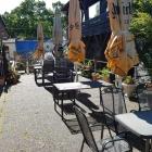 Foto zu VFR Sportheim: Gartenbereich beim VFR