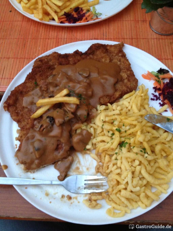 schnitzelh usle restaurant in 97074 w rzburg. Black Bedroom Furniture Sets. Home Design Ideas