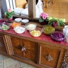 Foto zu Fürstlicher Keller: Salatbuffet