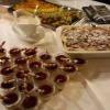 Kleiner Ausschnitt der Dessert-Auswahl