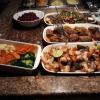 Kleiner Ausschnitt Hauptgerichte und Beilagen
