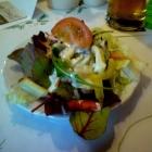 Foto zu Restaurant im Hotel Hof Münsterland: Beilagensalat.