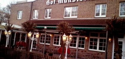 Bild von Restaurant im Hotel Hof Münsterland