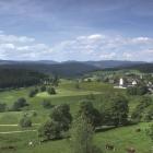 Foto zu Sonnhalde: Blick über Saig und den Hochschwarzwald
