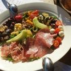 Foto zu Restaurant Garibaldi: L' ANTIPASTI ALL' ITALIANA (Gemischter italienischer Vorspeisenteller)