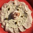Foto zu Restaurant Garibaldi: IL VITELLO TONNATO (Kalbfleischscheiben an Thunfisch- Mayonnaise)