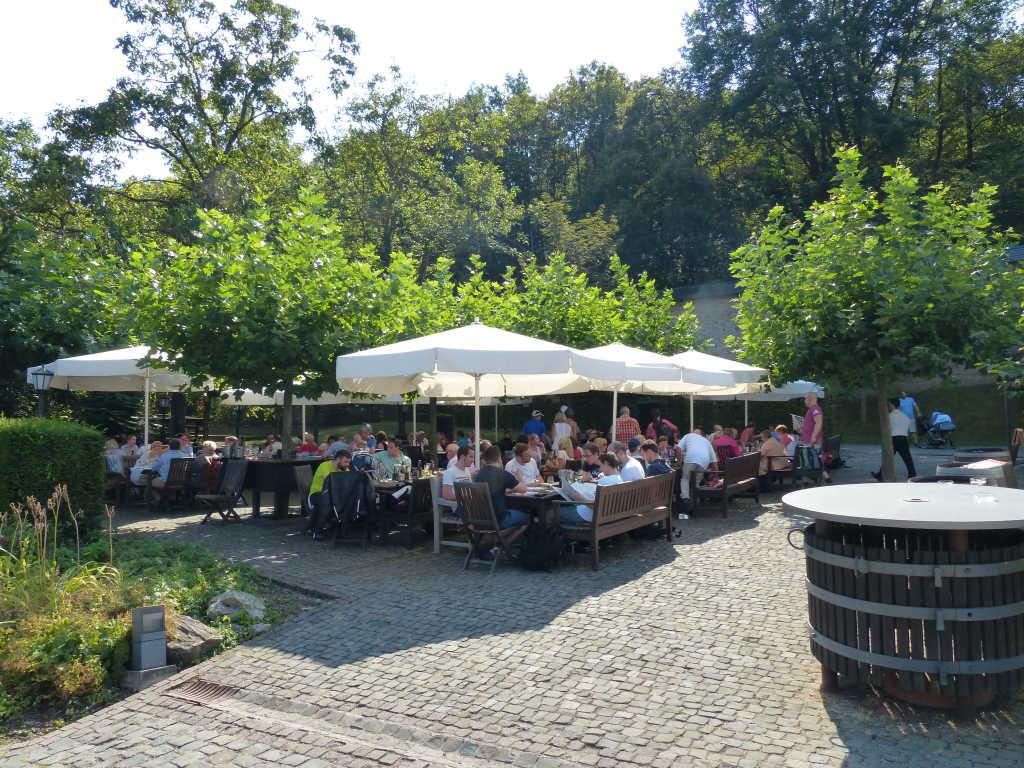 Klosterschänke Eberbach Restaurant, Biergarten, Tagungshotel ...