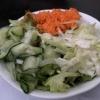 4.9.20 Beilagensalat zu den Spätzle