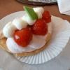 Erdbeer-Omelett