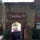 Foto zu Burgterrasse Clingenburg: