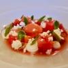Melone Tomate Avocado Feta