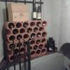 Gang zum Weinkeller