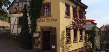 Bild von Chocolaterie  im Gasthaus zur Burg