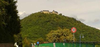 Bild von Restaurant  Alte Turmuhr im Schloss Waldeck