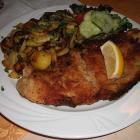 Foto zu Restaurant Tennis-Treff: Schnitzel mit Bratkartoffeln