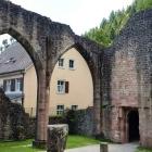 Foto zu Restaurant Kloster Allerheiligen: Ruine + Gaststätte
