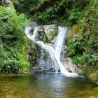 Foto zu Kloster Allerheiligen: Herzlicher Wasserfall