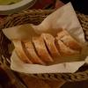 Baguette für die Vorspeisen