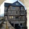Rheinhotel an / auf der Stadtmauer