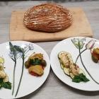 Foto zu Rhein-Hotel Stübers Restaurant: Vorspeise