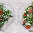 Foto zu Rhein-Hotel Stübers Restaurant: Salat mit feinem Stüberdressing