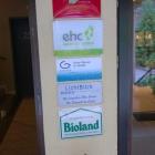 Foto zu StrandGut · Bio-Hotel Helvetia: Bio-Plaketten en masse & und auf der Homepage sind noch mehr