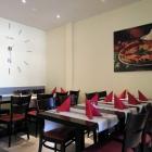 Foto zu Diverso: Neu eingerichteter Gastraum