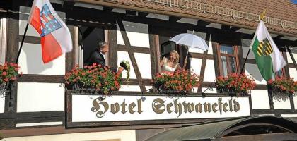 Bild von Restaurant im Romantik Hotel Schwanefeld