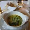 gratinierter Spargel mit Parmesan