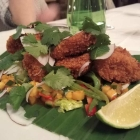 Foto zu Hubertushof: Backhendl Asian Street Food Style