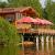 Kleine Brasserie am See