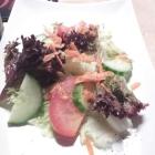 Foto zu Oylnspygl: Salat zum Menü