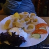 Frittierte Kalamaris