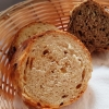 Brot zum Salatteller