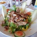 Foto zu ThermenRestaurant: Salat mit Putenbruststreifen