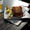 Spargel/Hollandaise/Schnitzel