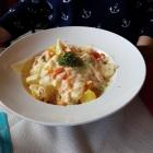 Foto zu ThermenRestaurant: Gemüseauflauf.